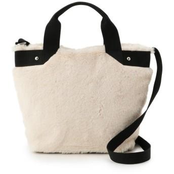 3can4on(Ladies)(サンカンシオン(レディース)) ふわもこショルダーバッグ