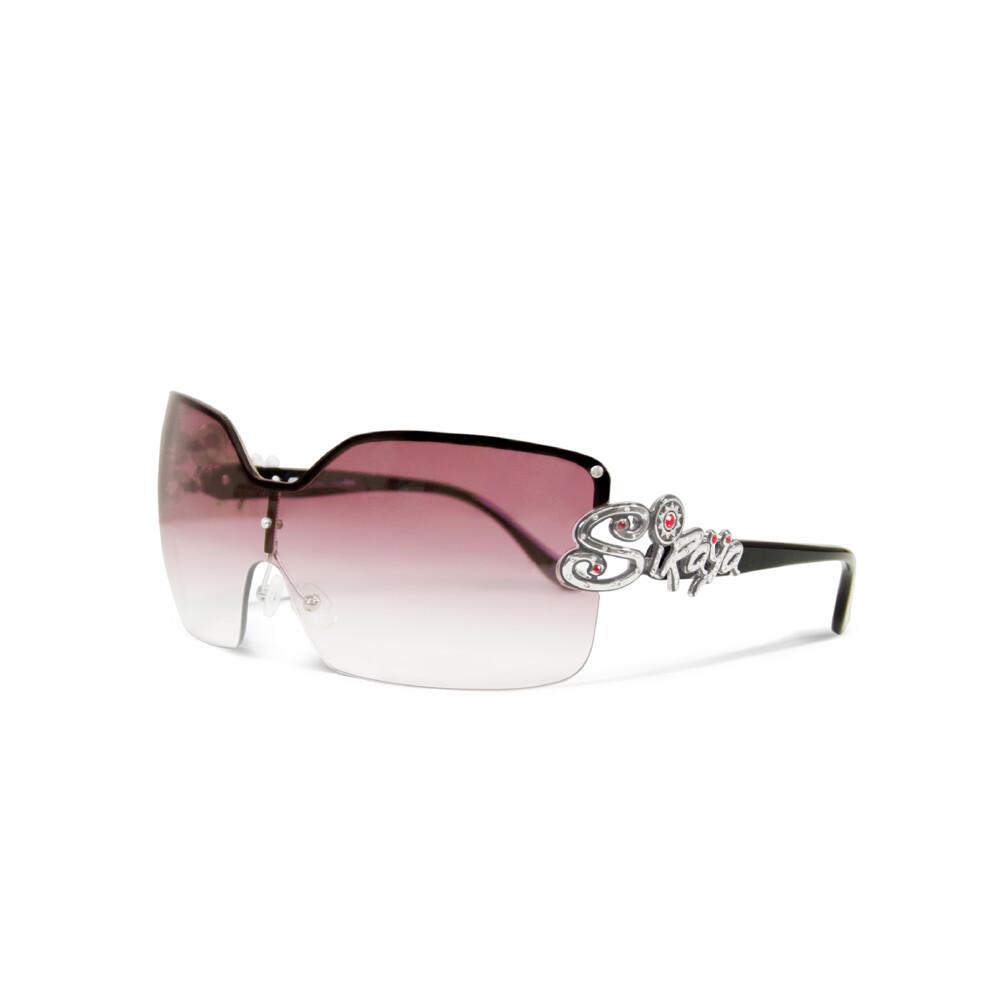 siraya 西拉雅傳奇眼鏡rara 紫色 厚框鏡面鏡片 zeiss 蔡司鏡片 太陽眼鏡