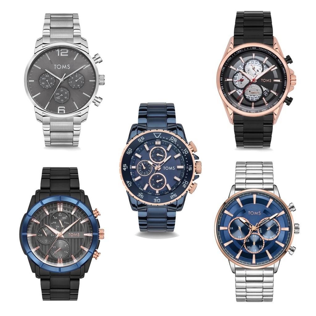 TOMS 精選型男必備手錶