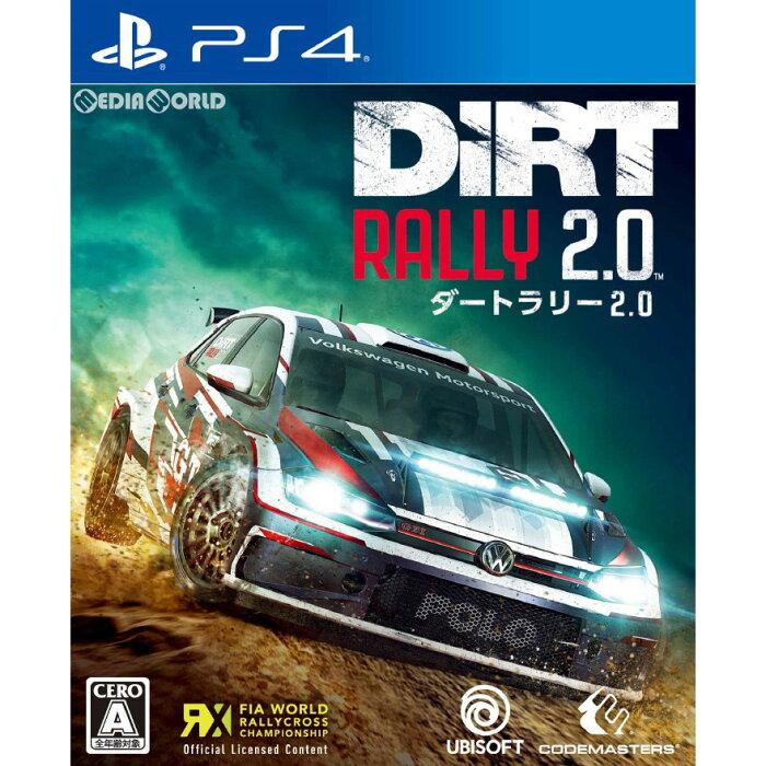 大地長征 拉力賽 2.0 首日版 DiRT Rally 2.0 - PS4 英文美版