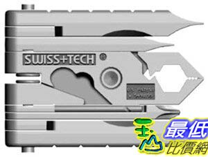 [美國直購 現貨] 多功能掌上工具 Swiss+Tech ST53100 Micro-Max 19-in-1 Key Ring Multi-Function Pocket Tool