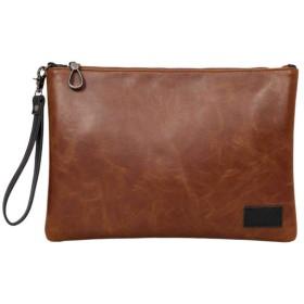 ETONWEAG クラッチ・セカンドバッグ ビジネスバッグ 綺麗 男性用鞄メンズ メンズバッグ 推薦美品 通勤 通学 出張 旅行 使いやすい
