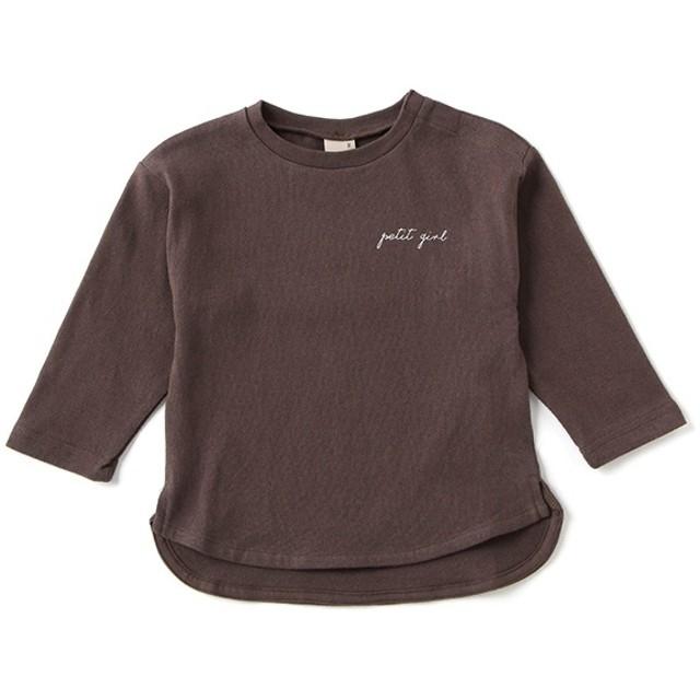 [マルイ]【セール】GIRLロゴTシャツ/プティマイン(petit main)