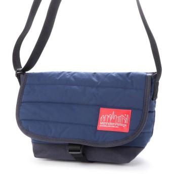 マンハッタンポーテージ Manhattan Portage Quilting Fabric Casual Messenger Bag JR (D.Navy)