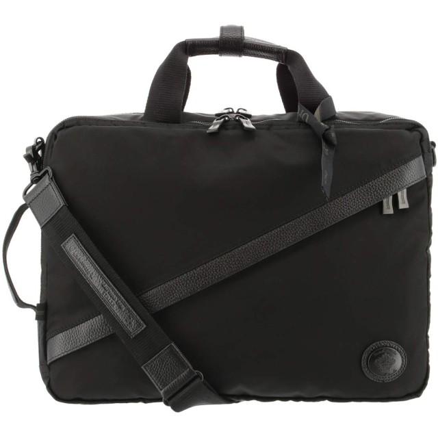 [オロビアンコ] ビジネスバッグ 3WAY BLACK-LINE メンズ 【01】ブラック