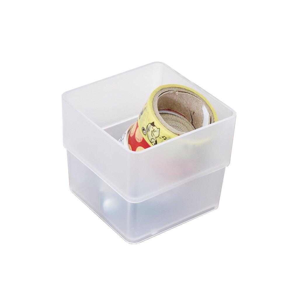 置物盒/收納盒/桌上收納 方塊盒系列 (7x7x6.2cm) 樹德MIT台灣製【SB-0707H】母親節推薦