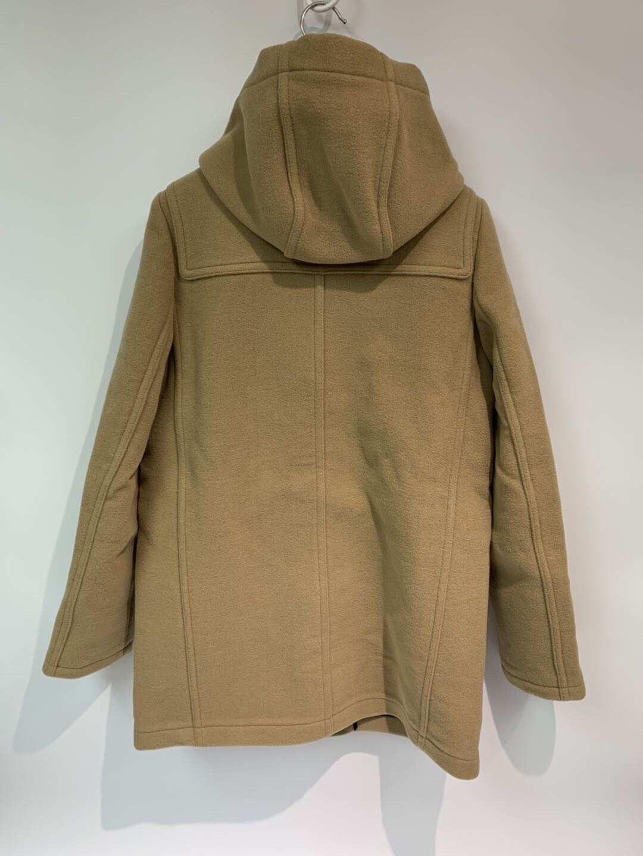【Chiu189英歐代購】BURBERRY 雙面羊毛 牛角扣 大衣 卡其色