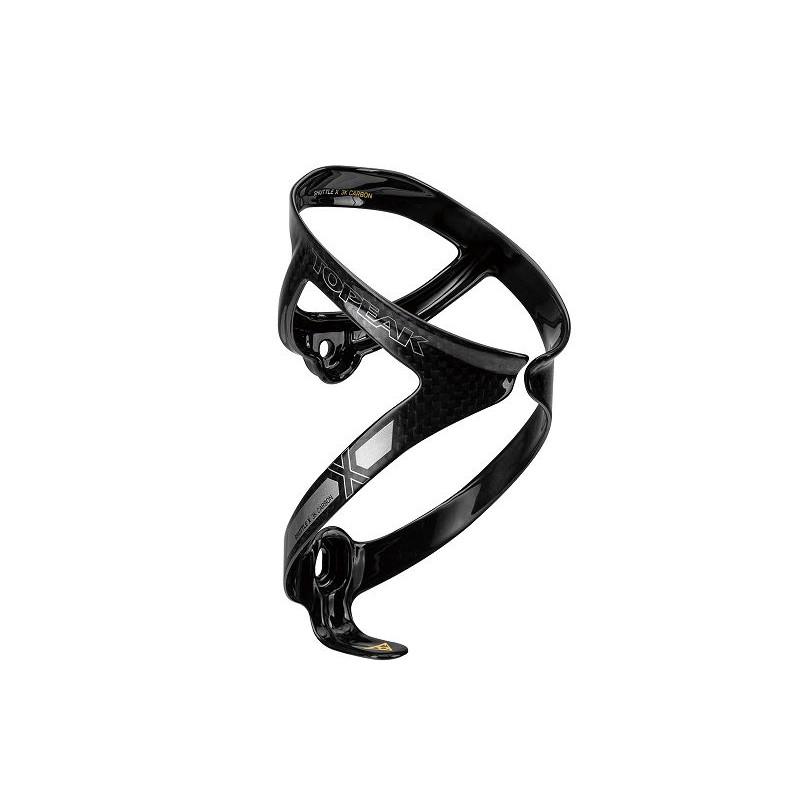 TOPEAK SHUTTLE CAGE X 3K CARBON 碳纖維水壺架 杯架[36682067]
