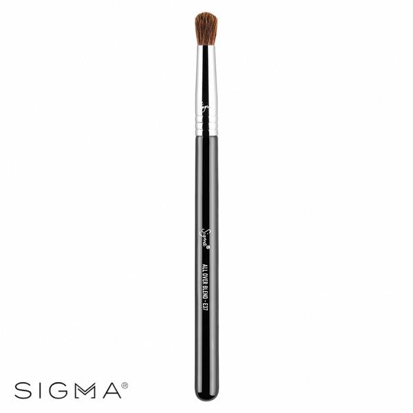 【Sigma】E37-圓頭眼影邊界暈染刷 All Over Blend Brush