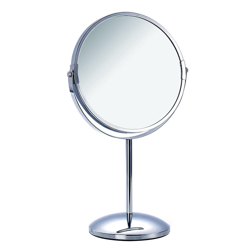 M5001鍍鉻雙面桌鏡