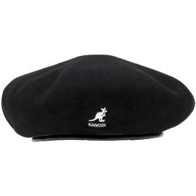 [カンゴール] ベレー帽 ウールビッグモンティ 【01】BLACK S/54-55cm