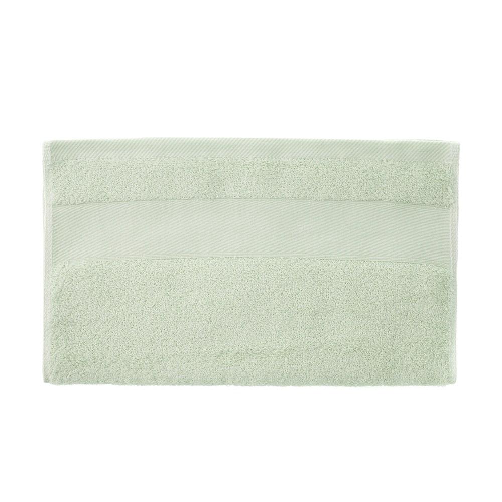 輕柔美國棉毛巾-綠 34x80cm