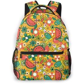 バックパック 花 Pcリュック ビジネスリュック バッグ 防水バックパック 多機能 通学 出張 旅行用デイパック