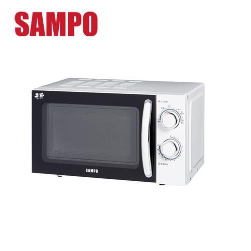 SAMPO聲寶 RE-N820TR 20L機械式微波爐
