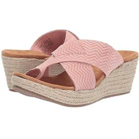 [ミネトンカ] レディースヒール・パンプス・靴 Becka Blush Suede (25cm) M [並行輸入品]