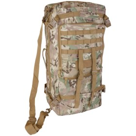 SHENKEL 色々な持ち方ができる 3way多機能バック var.12 マルチカム bag-012mc