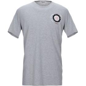 《セール開催中》GREY DANIELE ALESSANDRINI メンズ T シャツ グレー XL コットン 100%
