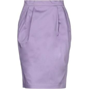《セール開催中》BLUGIRL BLUMARINE レディース ひざ丈スカート ライラック 38 コットン 98% / ポリウレタン 2%