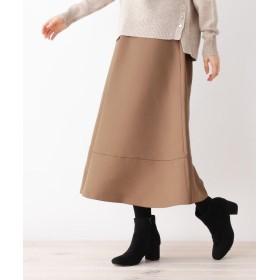 OPAQUE.CLIP(オペークドットクリップ) 【洗える】Aラインロングスカート