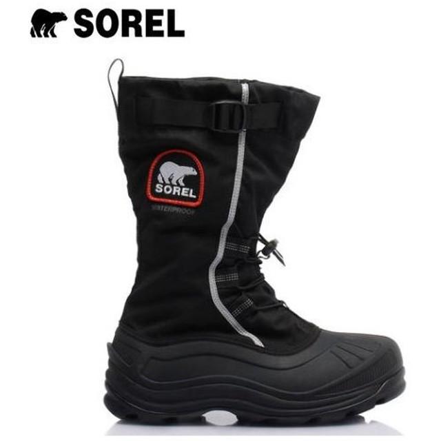 SOREL ソレル Alpha Pac XT アルファパックXT (010) 防寒靴 スノーブーツ 防水シューズ メンズ :NM2127