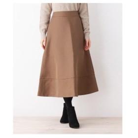 OPAQUE.CLIP(オペーク ドット クリップ)【洗える】Aラインロングスカート