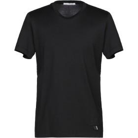 《セール開催中》LOW BRAND メンズ T シャツ ブラック 2 コットン 100%