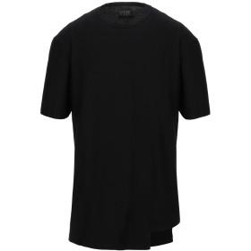 《セール開催中》OVERCOME メンズ T シャツ ブラック S コットン 100%