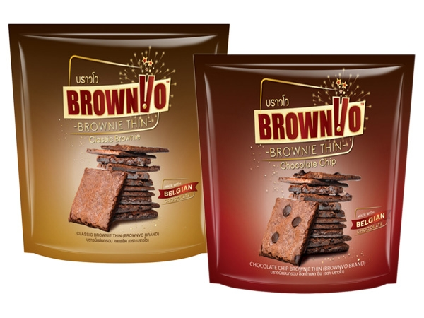BROWNVO~經典原味/巧克力脆皮 布朗尼(1包入) 款式可選【D404880】