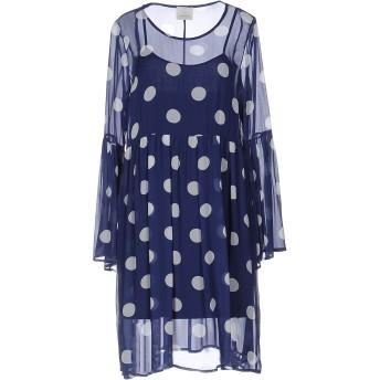 《セール開催中》GUARDAROBA by ANIYE BY レディース ミニワンピース&ドレス ブルー S レーヨン 100%