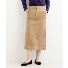 【ニーム/NIMES】 テンセルコットンマキシタイトスカート