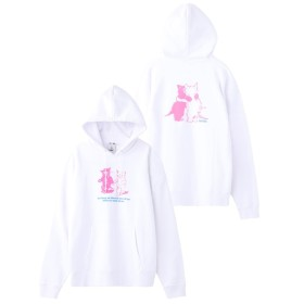 【エックスガール/X-girl】 CATS SWEAT HOODIE