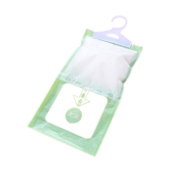 除濕袋100型  衣櫃吊掛式吸濕袋 衣櫥內除溼袋 乾燥劑吸溼袋 防潮掛袋 除濕包集水袋