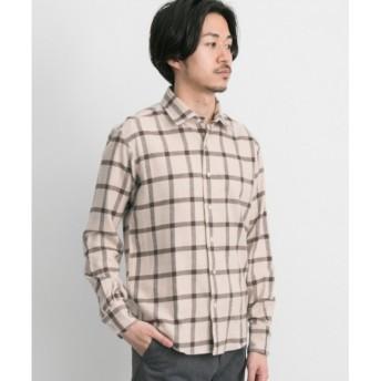 【アーバンリサーチ/URBAN RESEARCH】 UR URBAN RESEARCH Tailor ビックチェックシャツ