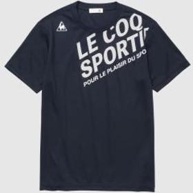 le coq sportif(ルコックスポルティフ)半袖シャツ(19FW)QMMOJA02