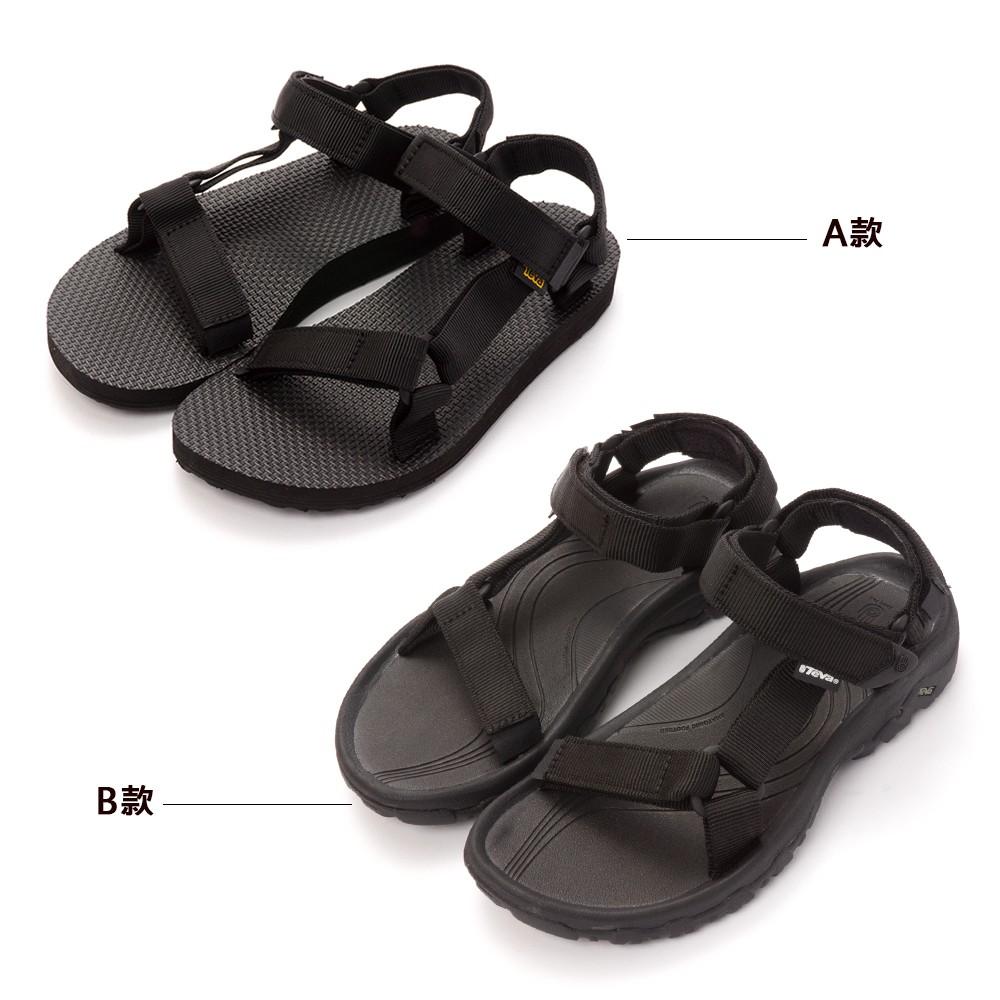 TEVA 基本款 男女款 織帶涼鞋 水涼鞋 兩款任選 1003987/1004010-BL 4156/4176-BLK