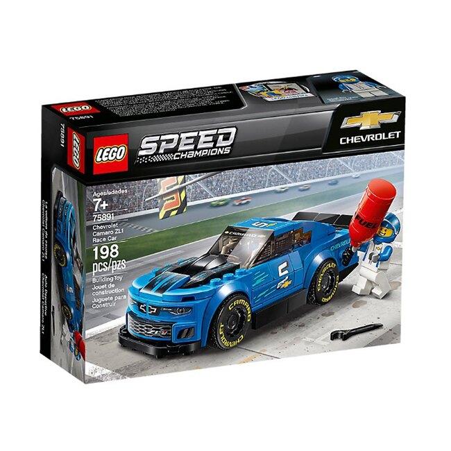 樂高 LEGO SPEED CHAMPIONS 系列 75891 Chevrolet Camaro ZL1 Race Car
