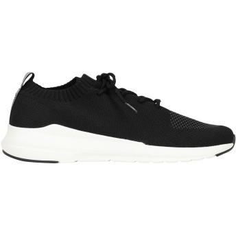 《セール開催中》ECOALF メンズ スニーカー&テニスシューズ(ローカット) ブラック 42 リサイクルポリエステル 100%