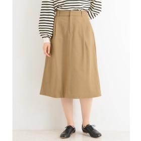 【ニーム/NIMES】 フラノ/チェック スカート