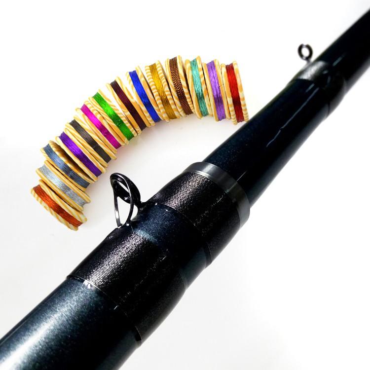 【匠人漁匠x浪人】釣竿精品綁線 DIY改裝改竿配件 釣竿綁線 導環綁線