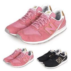 NEWBALANCE 女復古慢跑鞋-996系列 麂皮 慢跑 NB N字鞋