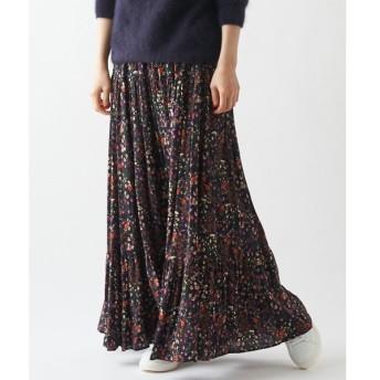 BEARDSLEY / ビアズリー 小花ティアードスカート