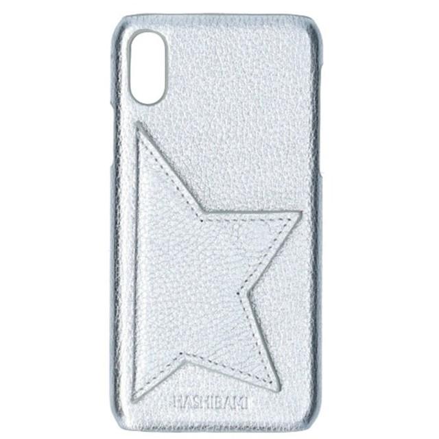 【ブリジットバーキン/Bridget Birkin】 【HASHIBAMI】Hashibami Star Point iPhonecase 【スター ポイント アイフォンケース】iPhone X/XS 対応