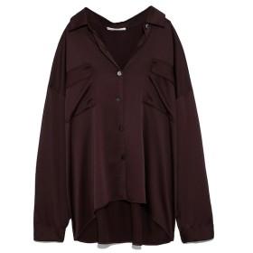 【エミ/emmi】 【emmi atelier】ワッシャーイージーシャツ
