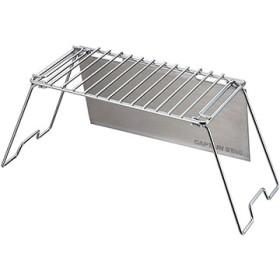 パール金属 CAPTAIN STAG グリルスタンドテーブル(風防付) UG-30