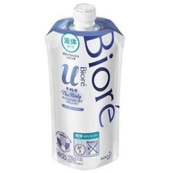 ビオレU ザ ボディ 液体タイプ ピュアリーサボンの香り 詰替用 340ml