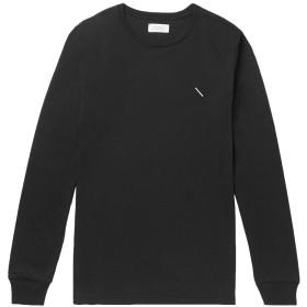 《セール開催中》SATURDAYS NEW YORK CITY メンズ T シャツ ブラック S コットン 100%