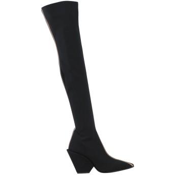 《セール開催中》ELENA IACHI レディース ブーツ ブラック 35 紡績繊維 / 指定外繊維