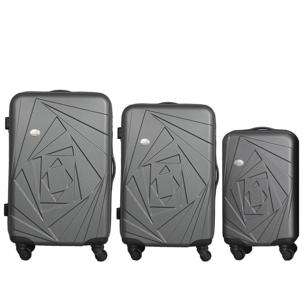Mon Bagage 巴黎風情系列ABS輕硬殼 28寸 24寸 20寸 三件組 旅行箱 行李箱