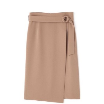BOSCH / 《B ability》トリアセ二重織セットアップスカート