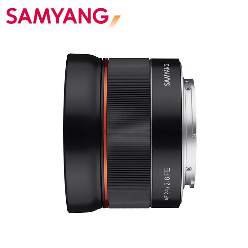 SAMYANG 三陽 AF 24mm F2.8 自動對焦 鏡頭 SONY FE 接環 公司貨